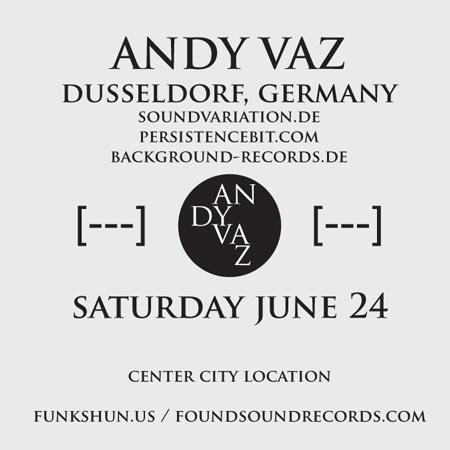 Andy Vaz JUNE2006