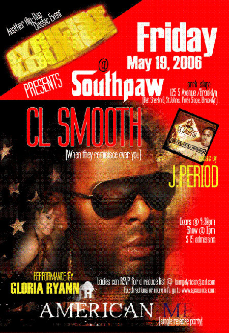 CL Smooth MAY2006