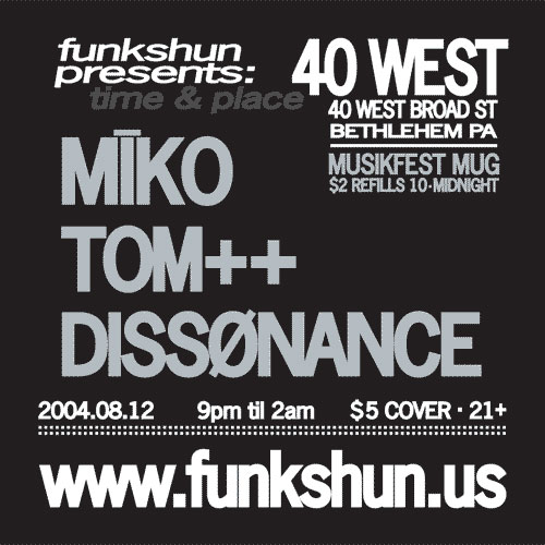 FunkshunPresentsAUG2004
