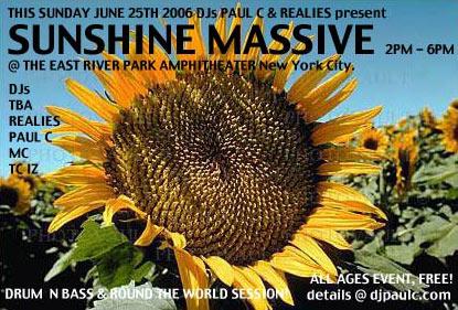 Sunshine Massive JUNE2006