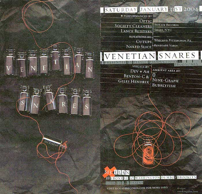 VenetianSnaresJan2004