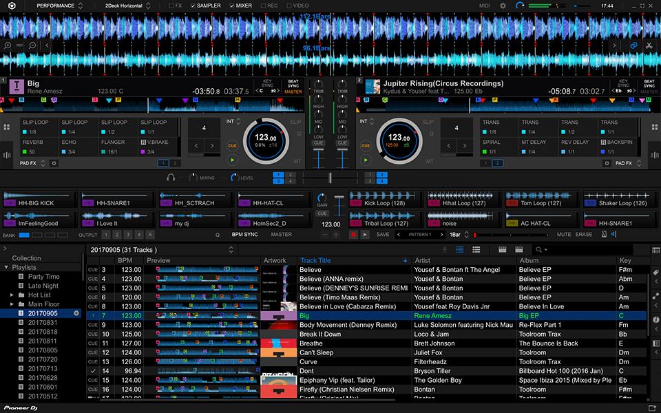 How To Choose a DJ Software system? Part 3 – Rekordbox