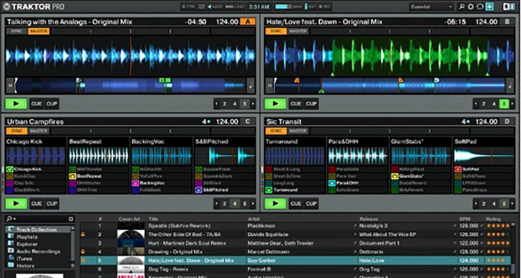 How To Choose a DJ Software system? Part 2 – Traktor